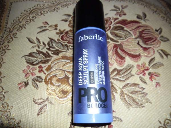 PRO волосы - увлажнение и разглаживание материи волос.