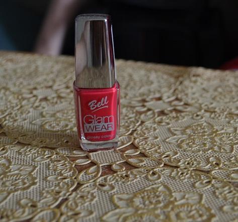 Лак для ногтей Bell Glam Wear - № 439