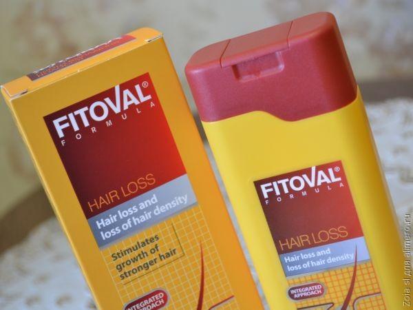 Отзывы о шампуне фитовал против выпадения волос