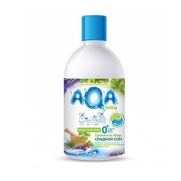 AQA baby травяной сбор Сладкий сон