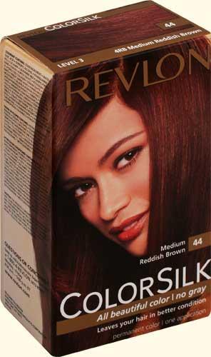 Краска для волос Revlon Cklor Silk