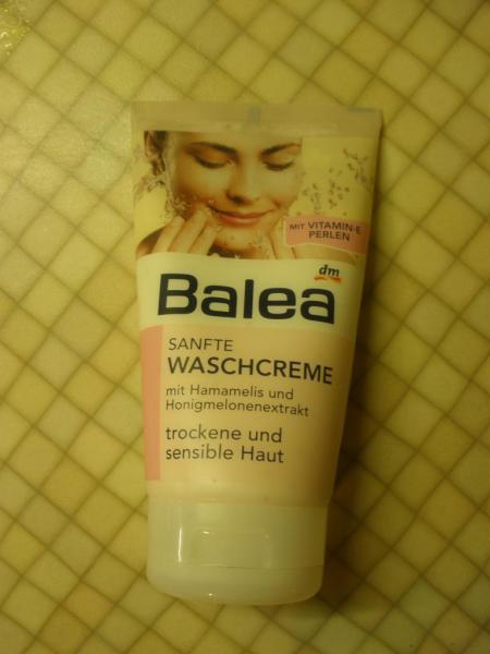 Крем для умывания Balea