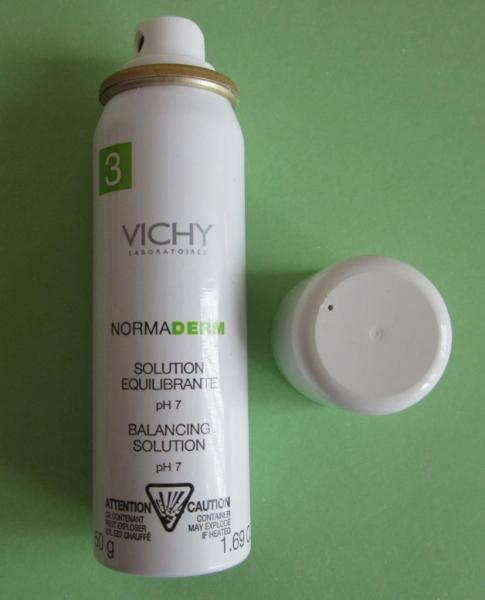 Термальная Вода NORMADERM от Vichy