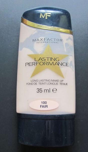 Тональный крем «Lasting Performance» от MAX FAСTOR