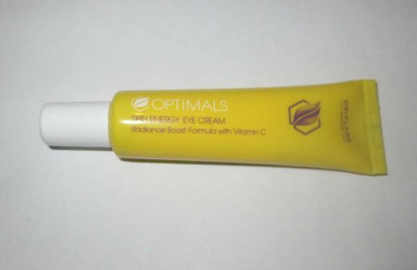 Крем для кожи вокруг глаз Optimals Skin Energy от Oriflame