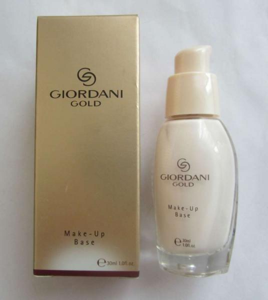 Увлажняющая основа под макияж Giordani Gold от  Oriflame