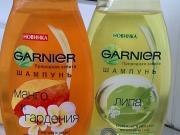 Шампунь Манго и гардения от Garnier