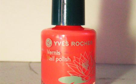Лак для ногтей Yves Rocher Vernis Nail Polish, R001 Orange doux