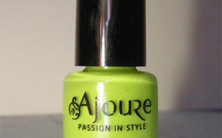 Лак для ногтей Ajoure Passion in style, 5