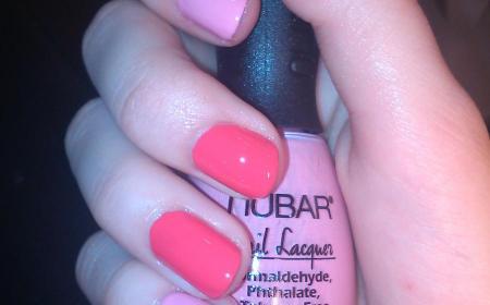 Nubar Spring Pink