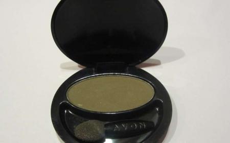 Матовые тени для век true color olive от Avon