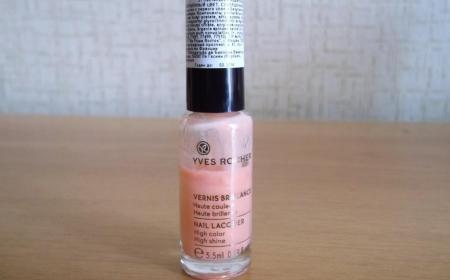 Yves Rocher, Лак-Блеск для ногтей