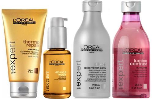 Французские бренды косметики для волос