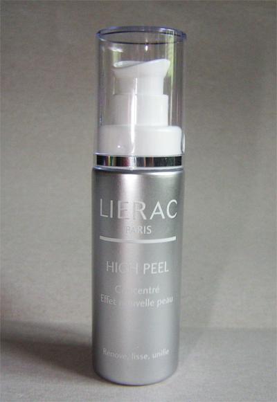 High peel от lierac заметно обновляет кожу - отзывы о косметике.