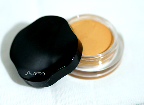 Тени Shiseido Shimmering Cream Eye Color Ombre Creme Satinee GD 803