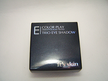 Тени It`s Skin Color play