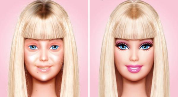 Картинки девушек и косметики