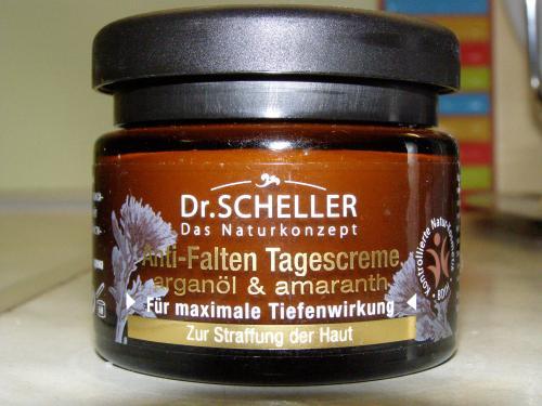 Крем для лица dr scheller против морщин