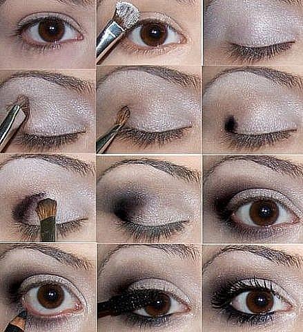 Цветные линзы для карих глаз голубые серые зеленые и