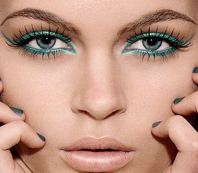 Цвет карандаша для зеленых глаз