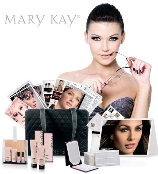Как стать консультантом mary kay