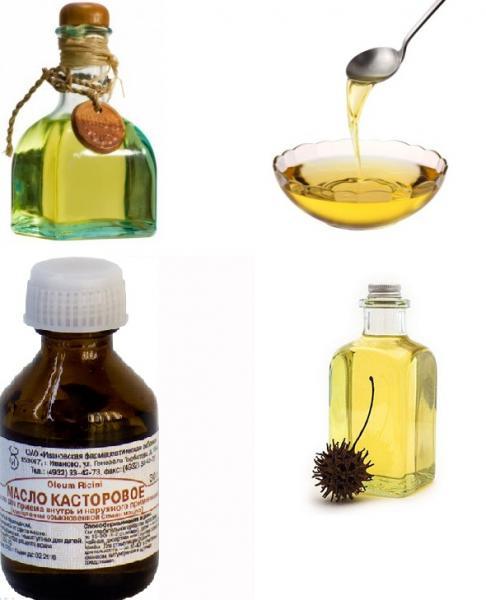 Касторовое масло для цветов